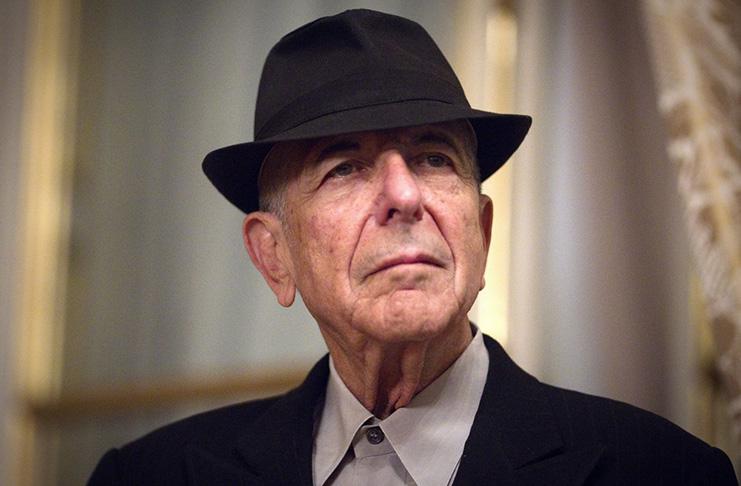 Leoonard Cohen