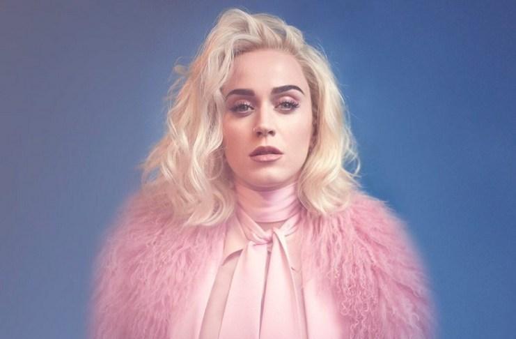 Katy Perry no Brasil